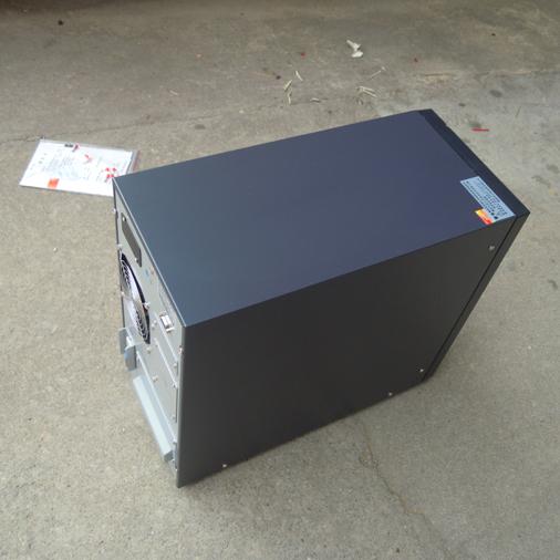 高频机是按山特ups电源的设计电路工作频率来区分的.